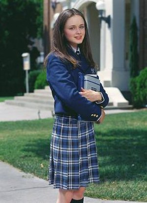 Rory Gilmore - Alexis Bledel as Rory Gilmore