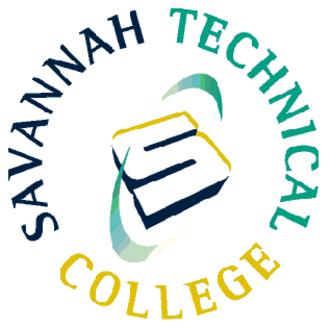 Savannah Technical College - The Savannah Tech Logo