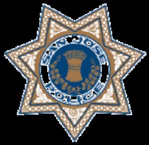 San Jose Police Department - Image: San Jose Police Department Star
