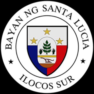Santa Lucia, Ilocos Sur - Image: Santa Lucia Ilocos Sur