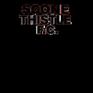 Scone Thistle F.C. - Image: Scone Thistle FC Logo