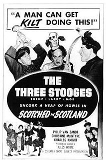 <i>Scotched in Scotland</i> 1954 film by Jules White