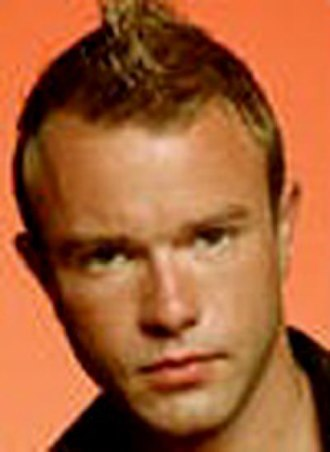 Scott Anderson (Hollyoaks) - Image: Scott Anderson