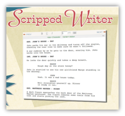 Scripped Writer