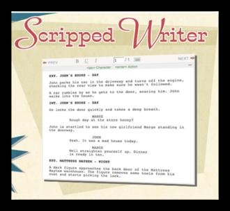 Scripped - Image: Scripped screenshot