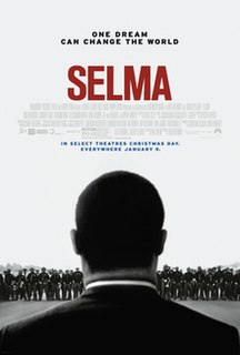 <i>Selma</i> (film) 2014 American historical film by Ava DuVernay