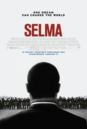 Selma (film) - Theatrical release poster