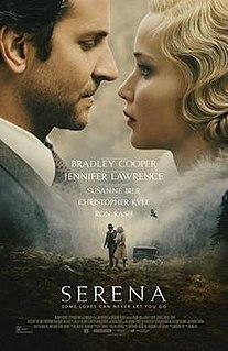 <i>Serena</i> (2014 film) 2014 film by Susanne Bier