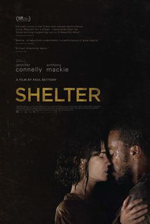 Shelter (2014 film) - Theatrical release poster