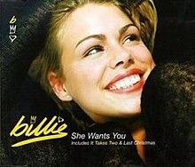 Billie Piper — She Wants You (studio acapella)