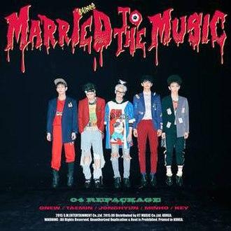 Odd (Shinee album) - Image: Shinee MTTM cover