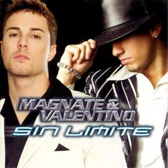 Sin Límite (Magnate & Valentino album) - Image: Sin limite by magnate and valentino
