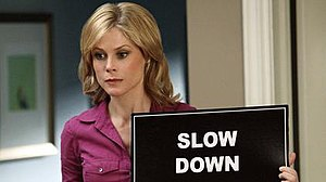 Slow Down Your Neighbors - Image: Slow Down Your Neighbors (Modern Family)