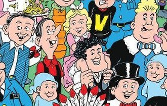 Lord Snooty - Image: Snooty and his pals