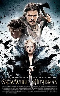 <i>Snow White and the Huntsman</i> 2012 film by Rupert Sanders