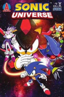 Sonic Universe Wikipedia