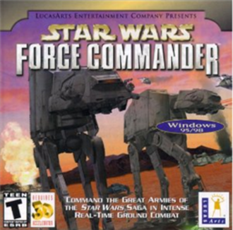 Star Wars: Force Commander - Star Wars: Force Commander