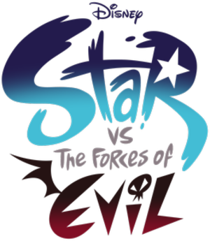 Star vs. the Forces of Evil - Image: Star vs the Forces of Evil logo