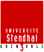 Logo of Stendhal University