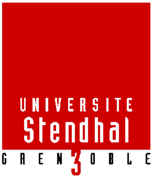Stendhal University - Logo of Stendhal University