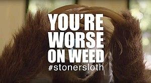 Stoner Sloth - Image: Stoner sloth screenshot