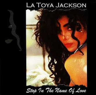 Stop in the Name of Love (album) - Image: Stopinthenameoflovef rontcdalbum