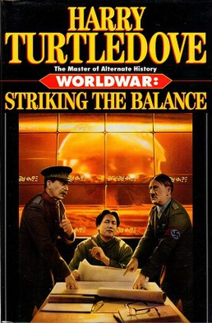 Worldwar: Striking the Balance - Image: Striking the balance