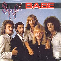 ?Babe? cover