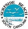 Official seal of Surfside Beach, South Carolina