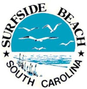 Surfside Beach, South Carolina - Image: Surfsidebeach sc seal