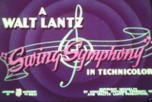 Swing Symphony - Image: Swing Symphony Title Card