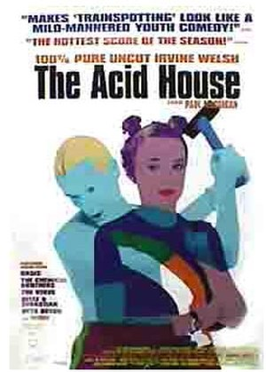 The Acid House (film) - Theatrical release poster