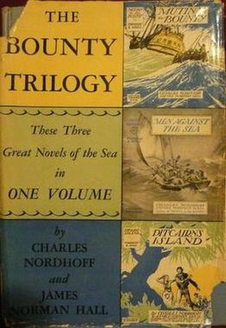 The Bounty Trilogy - First (1936) edition