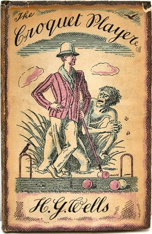 The Croquet Player - First edition (UK)