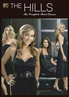 <i>The Hills</i> (season 3) season of television series