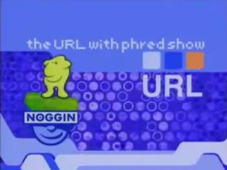 <i>The URL with Phred Show</i>