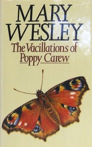The Vacillations of Poppy Carew - First edition