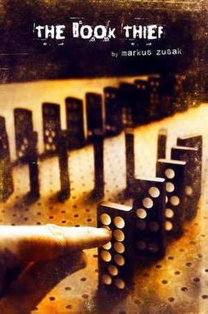 The Book Thief - First edition cover
