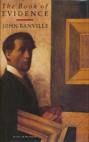 The Book of Evidence - Cover of the original edition
