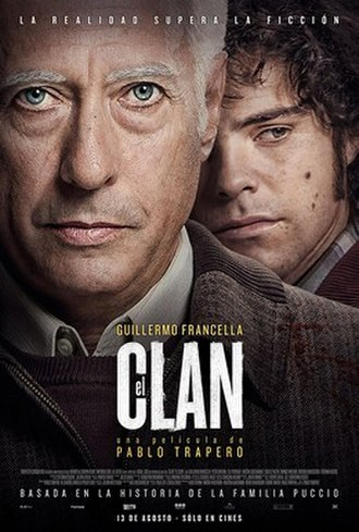 The Clan (film) - Film poster