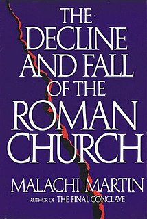 <i>The Decline and Fall of the Roman Church</i>