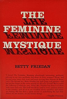 <i>The Feminine Mystique</i> Book by Betty Friedan