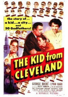 The Kid From Cleveland (1949) poster.jpg