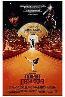 <i>The Last Dragon</i> 1985 film by Michael Schultz