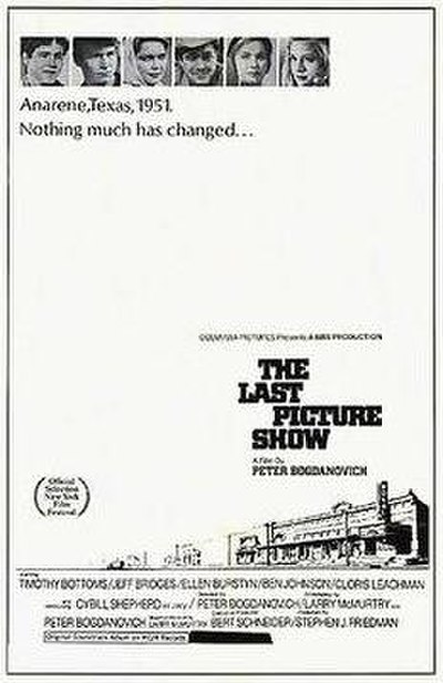 Picture of a movie: The Last Picture Show
