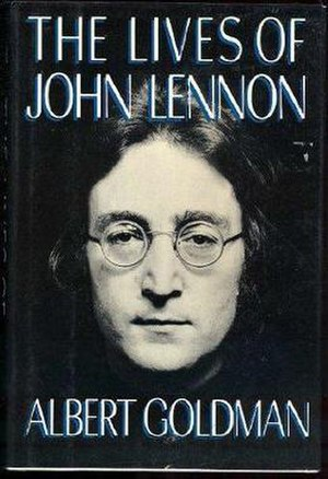 The Lives of John Lennon - Cover of the first edition