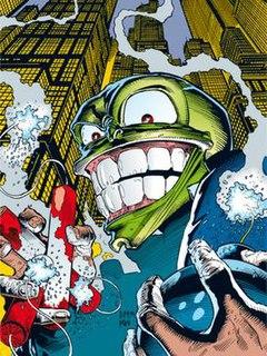 <i>The Mask</i> Comic book series