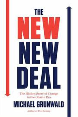 The New New Deal - Image: The New New Deal (Book Cover)