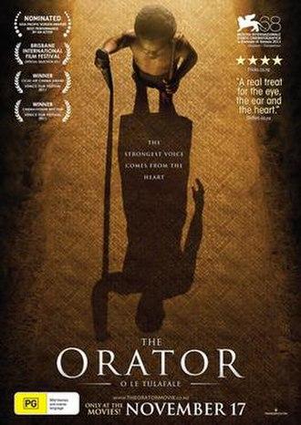The Orator (film) - Image: The Orator
