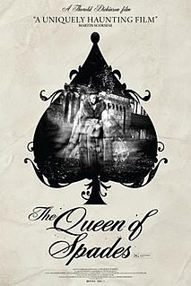 <i>The Queen of Spades</i> (1949 film) 1949 film by Thorold Dickinson